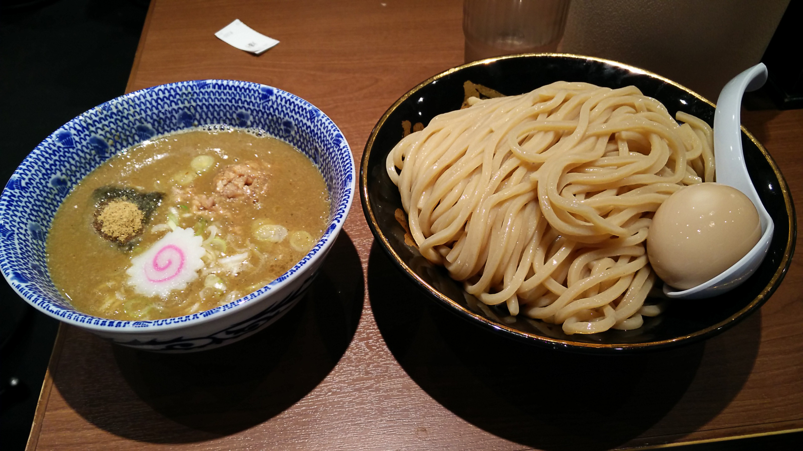 Tsukemen (dipping ramen)